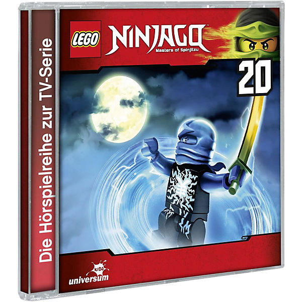 CD LEGO Ninjago - Masters of Spinjitzu 20