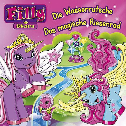 Universal CD Filly 05 - Die Wasserrutsche/ Das magische Riesenrad jetztbilligerkaufen