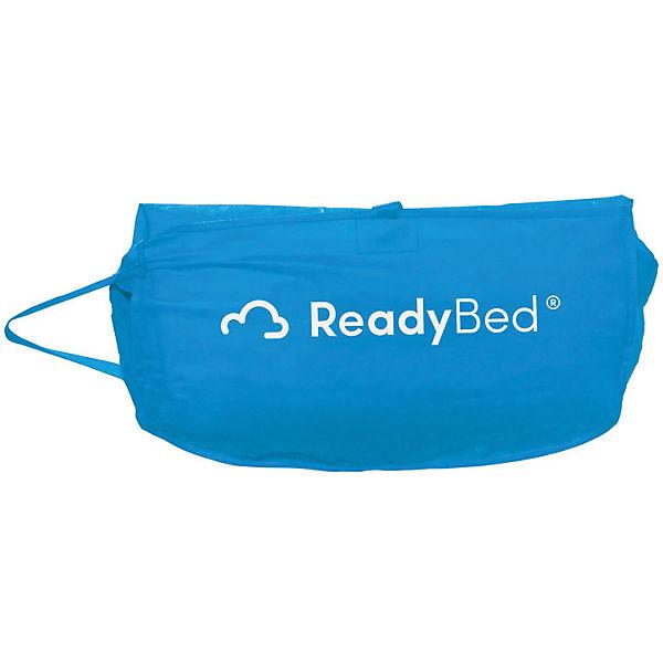ReadyBed Junior 2in1 Schlafsack Kissen und Luftmatratze Paw
