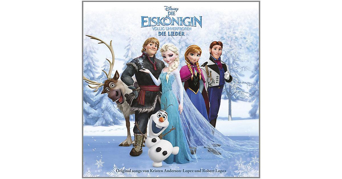 CD Eiskönigin: Die Lieder