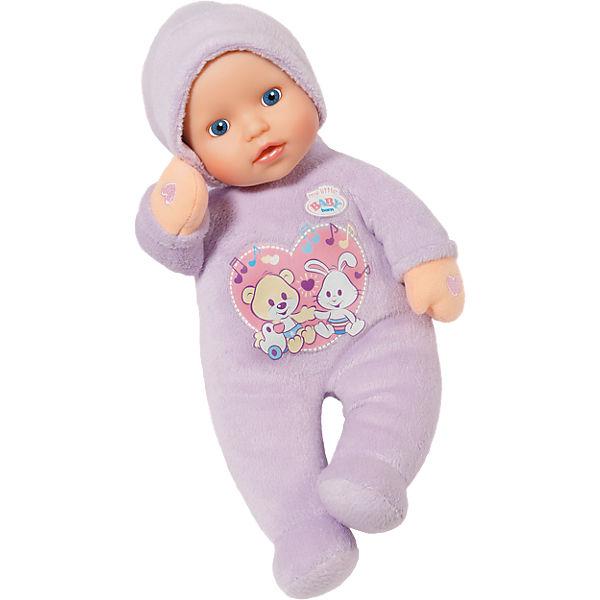 BABY born® First Love Babypuppe mit Schlaflied, 30 cm, BABY born® First Love