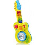"""Развивающая игрушка """"Гитара"""", со светом и звуком, Малышарики"""
