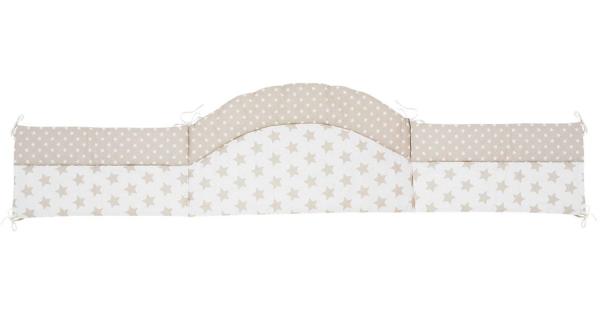Alvi · Nestchen Stars, beige, 180 cm