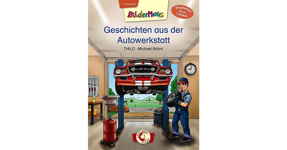 Bildermaus: Geschichten aus der Autowerkstatt