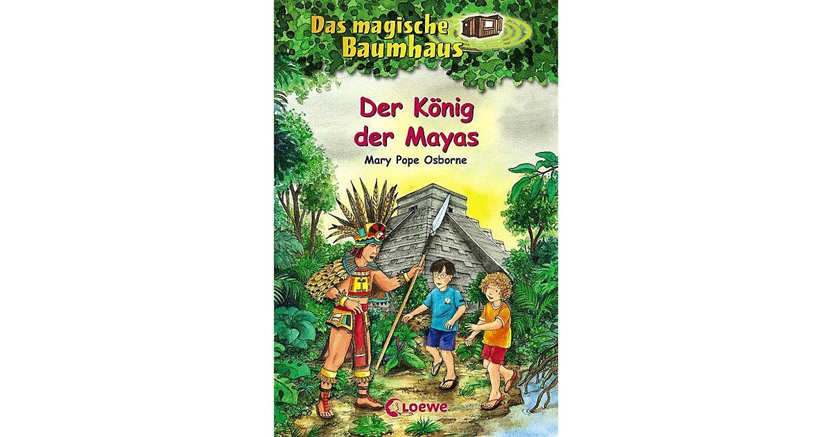 Das magische Baumhaus: Der König der Mayas
