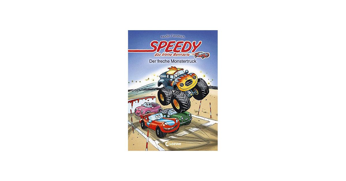 Speedy, das kleine Rennauto - Der freche Monste...