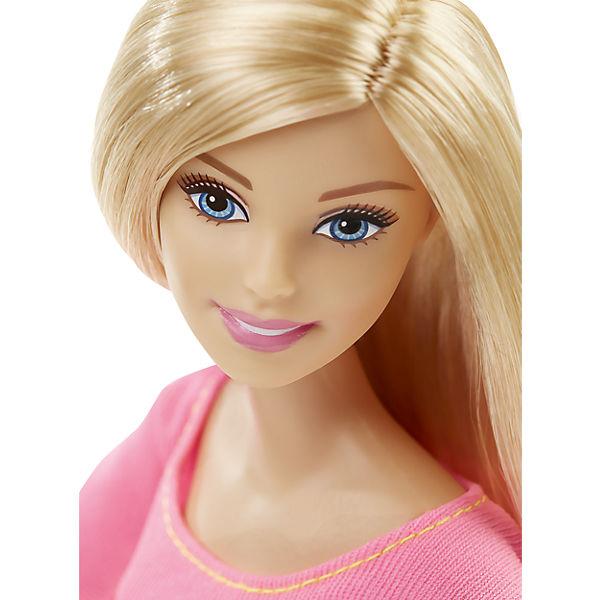 """Кукла """"Безграничные движения"""" в розовом, Barbie"""