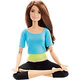 """Кукла """"Безграничные движения"""" в голубом, Barbie"""