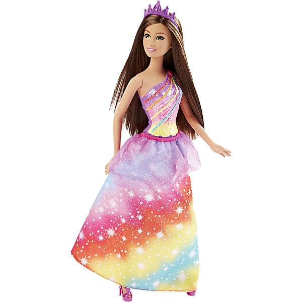 Кукла Принцесса в цветном, Barbie