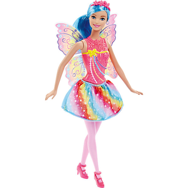 Barbie Regenbogen-Fee