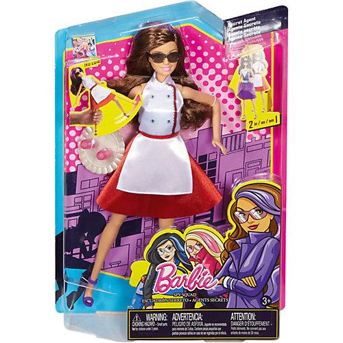 Кукла Секретный агент  Тереза, Barbie от Mattel