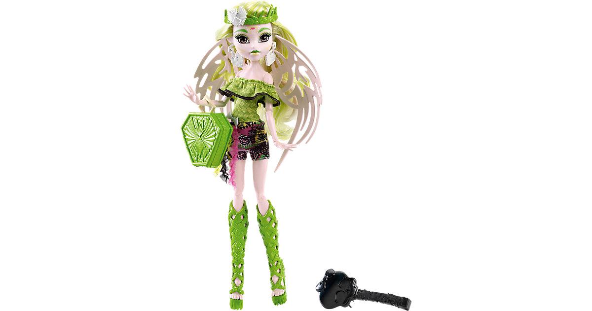 Monster High Schüler-Graustausch Batsy Claro