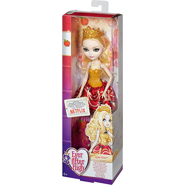 "Кукла  Ever After High ""Главные герои"" Эппл Уайт"
