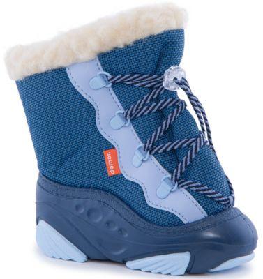 Сноубутсы Snow Mar для мальчика Demar - голубой