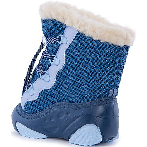 Сноубутсы Demar Snow Mar - голубой от Demar