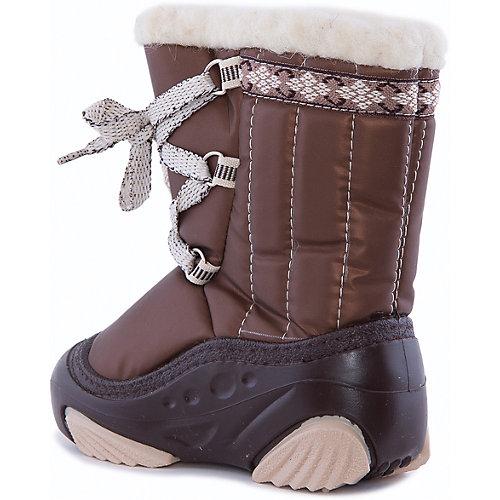 Сноубутсы Demar Joy - коричневый от Demar