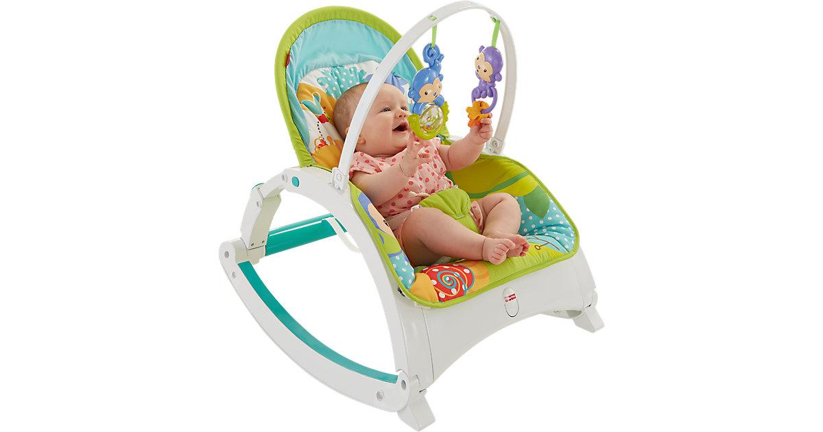 Mattel · Fisher-Price - Babyschaukel New Style NTT Rocker