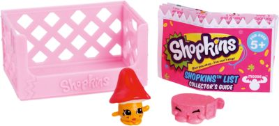 Shopkins #4 12 Figuren