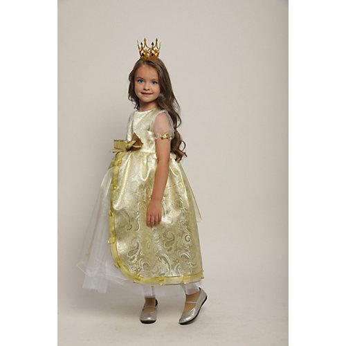 """Карнавальный костюм для девочки """"Принцесса Люкс"""", Вестифика от Вестифика"""