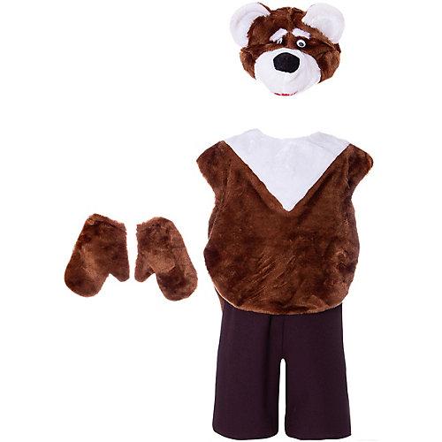 """Карнавальный костюм для мальчика """"Медвежонок"""", Вестифика от Вестифика"""
