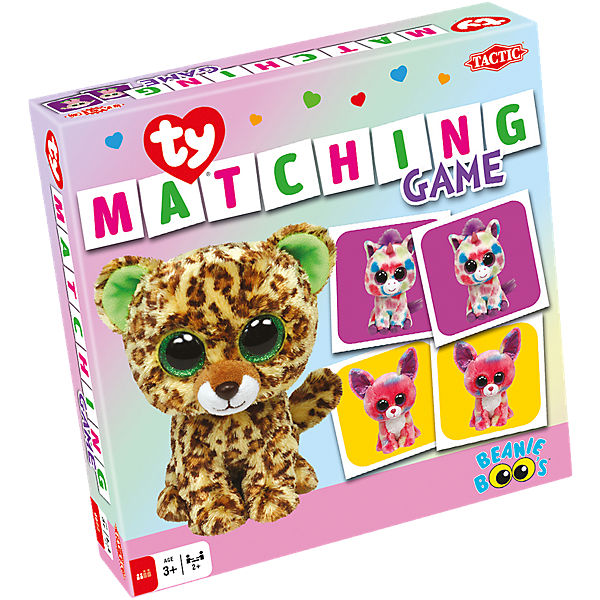 Ty Beanie Boos - Matching Game
