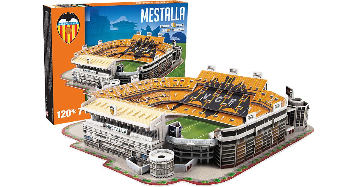 3D Stadion-Puzzle Estadio Mestalla Valencia 120...
