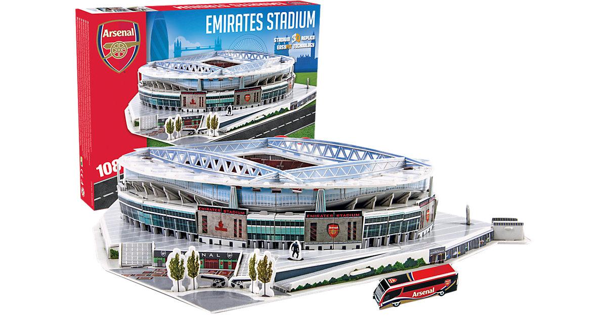 3D Stadion-Puzzle Emirates Sadium Arsenal Londo...
