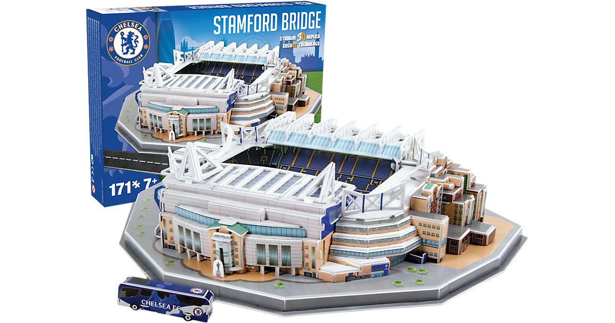 3D Stadion-Puzzle Stamford Bridge Chelsea 171 T...