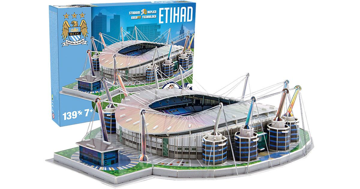3D Stadion-Puzzle Etihad Stadium Manchester Cit...