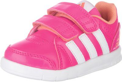 Baby Sportschuhe LK Trainer 7 CF für Mädchen, adidas