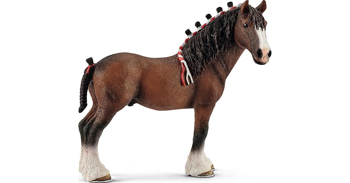 Schleich 13808 Horse Club: Clydesdale Wallach