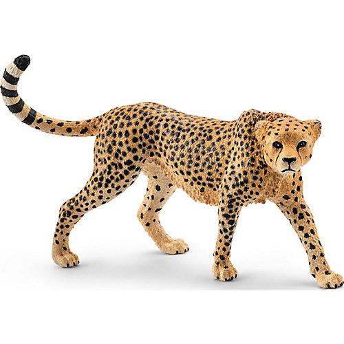 "Коллекционная фигурка Schleich ""Дикие животные"" Гепард, самка от Schleich"