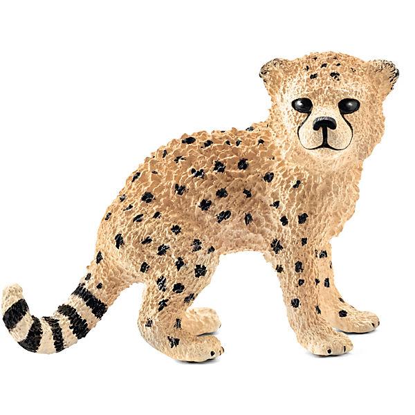 Schleich 14747 Wild Life: Gepardenbaby, Schleich