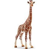 """Коллекционная фигурка Schleich """"Дикие животные"""" Жираф, самка"""