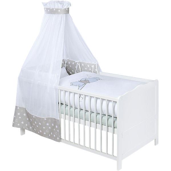 himmel und nestchen für babybett winnie pooh