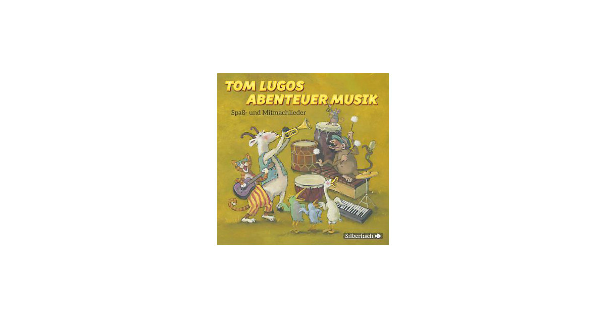 Abenteuer Musik, 1 Audio-CD