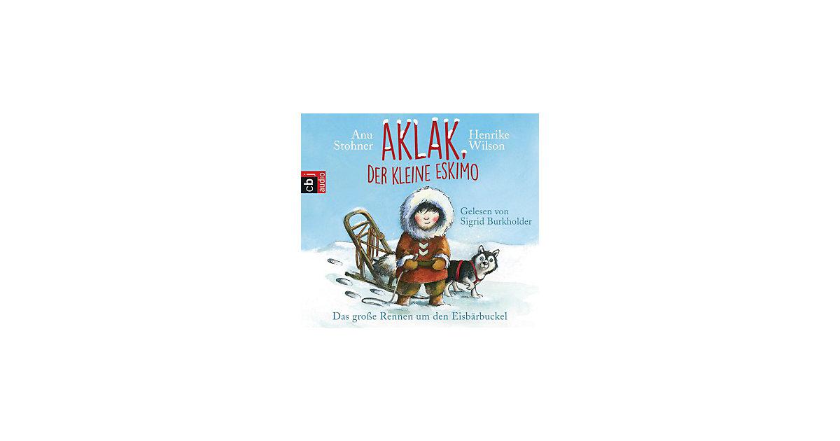 Aklak, der kleine Eskimo, Audio-CD