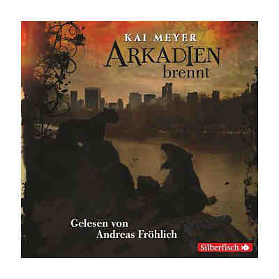 Arkadien brennt, 8 Audio-CDs