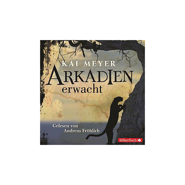 Arkadien erwacht, 6 Audio-CDs