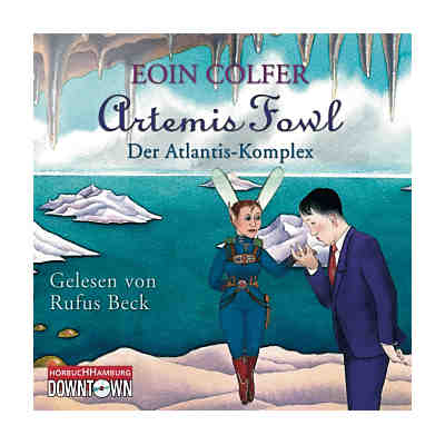 Artemis Fowl: Der Atlantis-Komplex, 6 Audio-CDs