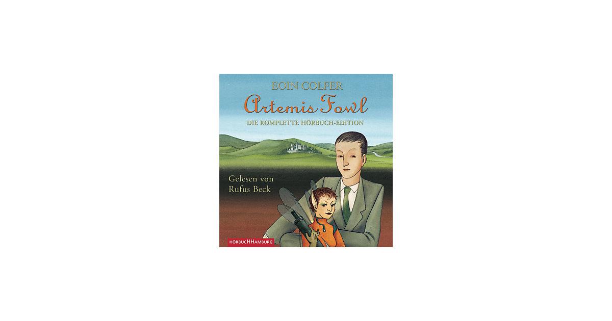 Artemis Fowl: Die komplette Hörbuch-Edition, 9 ...