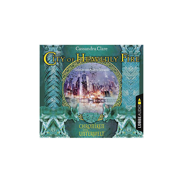 Chroniken der Unterwelt: City of Heavenly Fire, 6 Audio-CDs