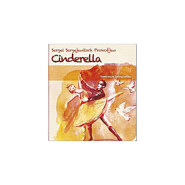 Cinderella, 1 Audio-CD
