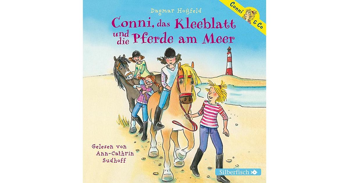 Conni & Co.: Conni, das Kleeblatt und die Pferd...
