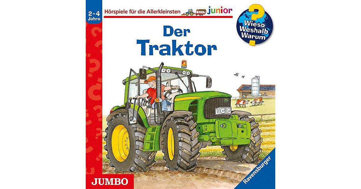 Wieso? Weshalb? Warum?: Der Traktor, Audio-CD Hörbuch