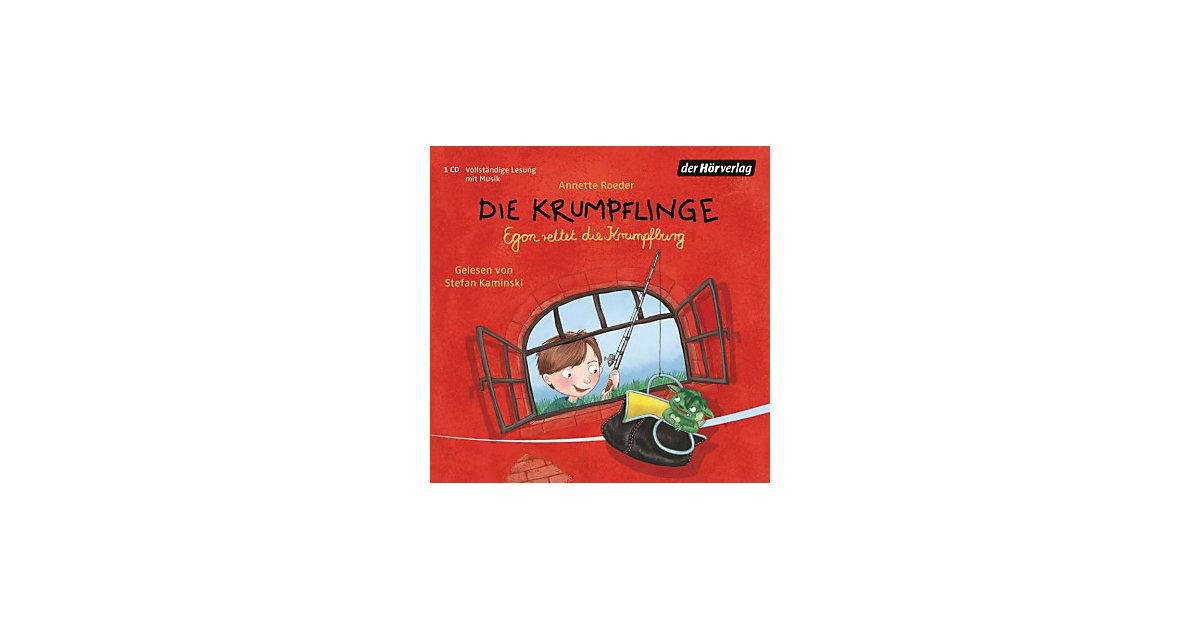Die Krumpflinge: Egon rettet die Krumpfburg, 1 ...