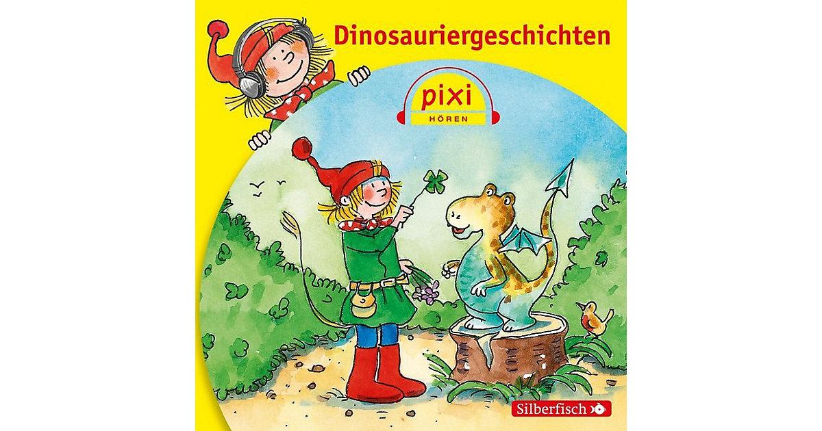 Dinosauriergeschichten, 1 Audio-CD