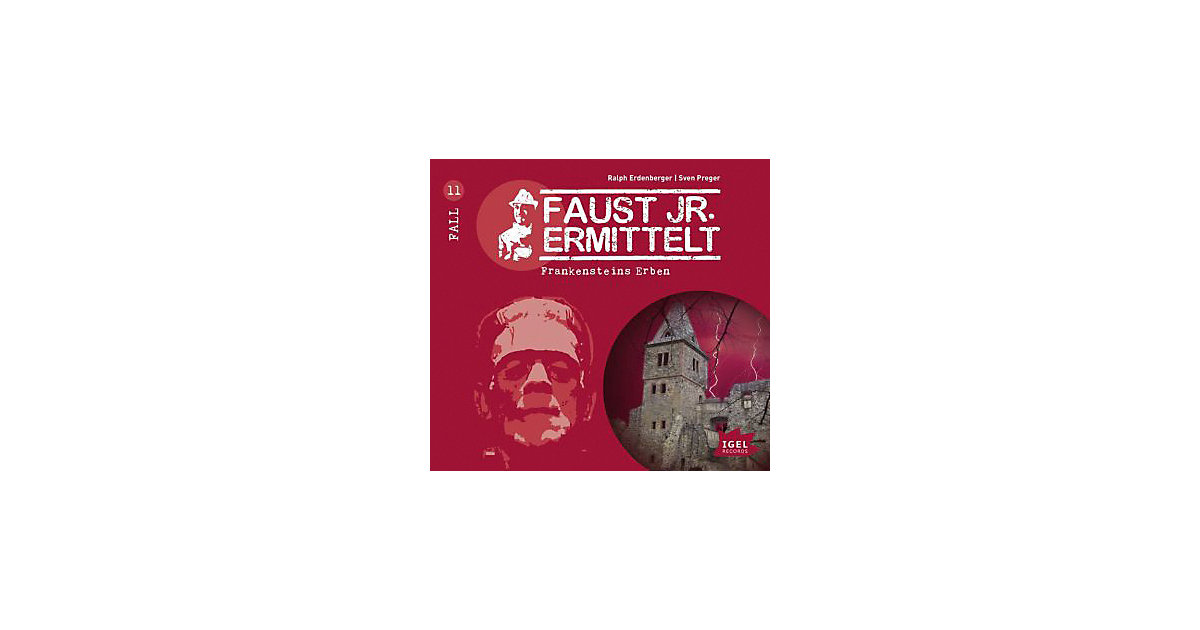 Faust jr. ermittelt - Frankensteins Erben, 1 Au...