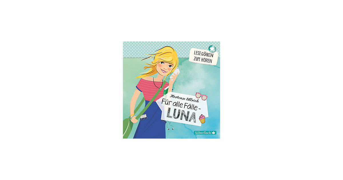 Für alle Fälle Luna, 2 Audio-CDs