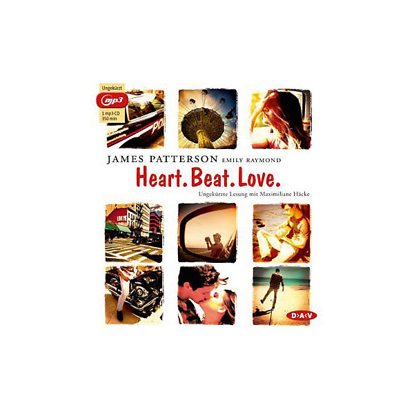 Heart. Beat. Love., 1 MP3-CD